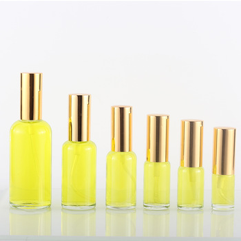 Top Quality 30Ml Essential Oil Sprayer Glass Bottle